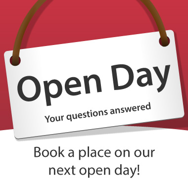 business course open days
