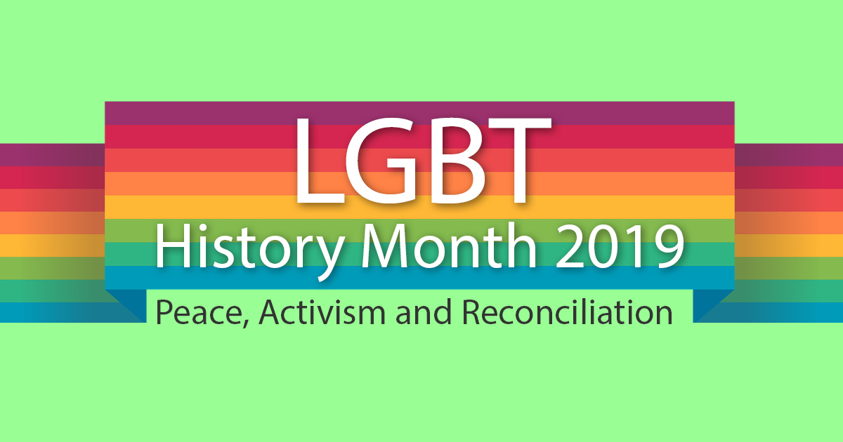 LGBT history month 2019 - blog featured image