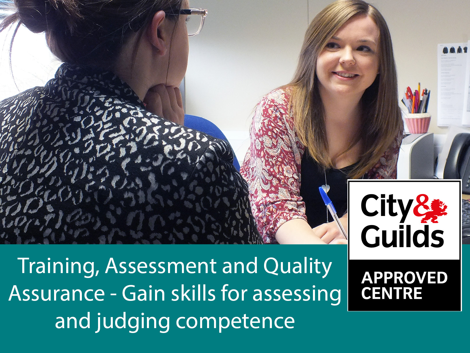 TAQA Qualifications certified by City & Guilds
