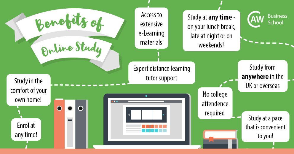 Why Study Online? 10 Benefits of Online Learning!