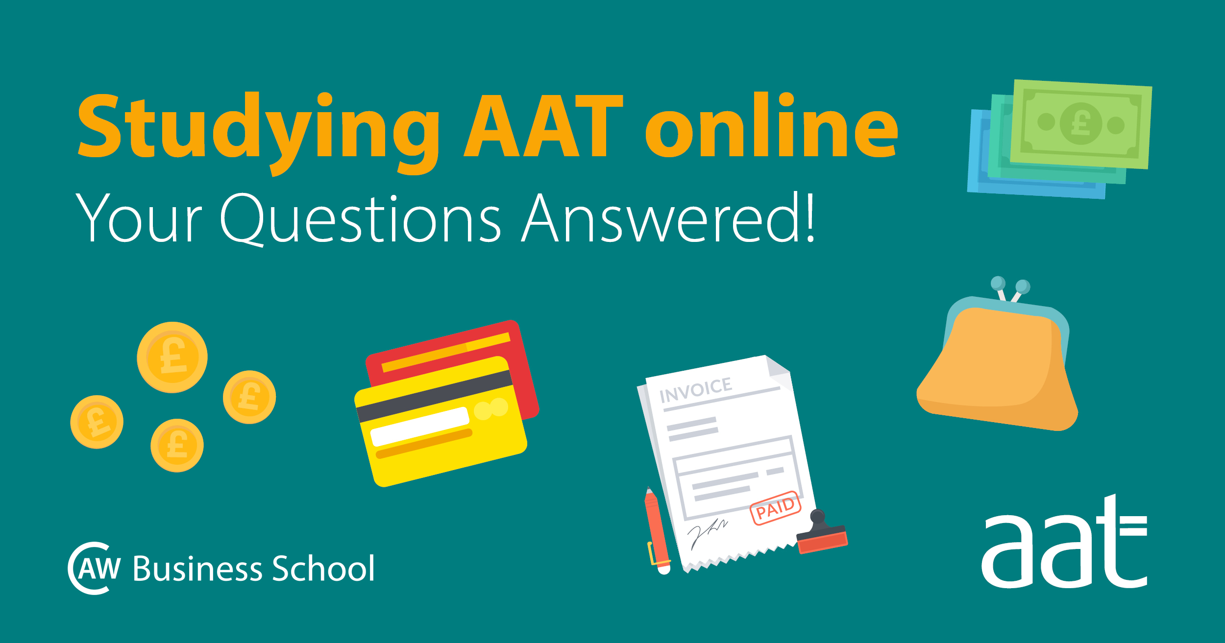 Studying AAT Online – Your Questions Answered!
