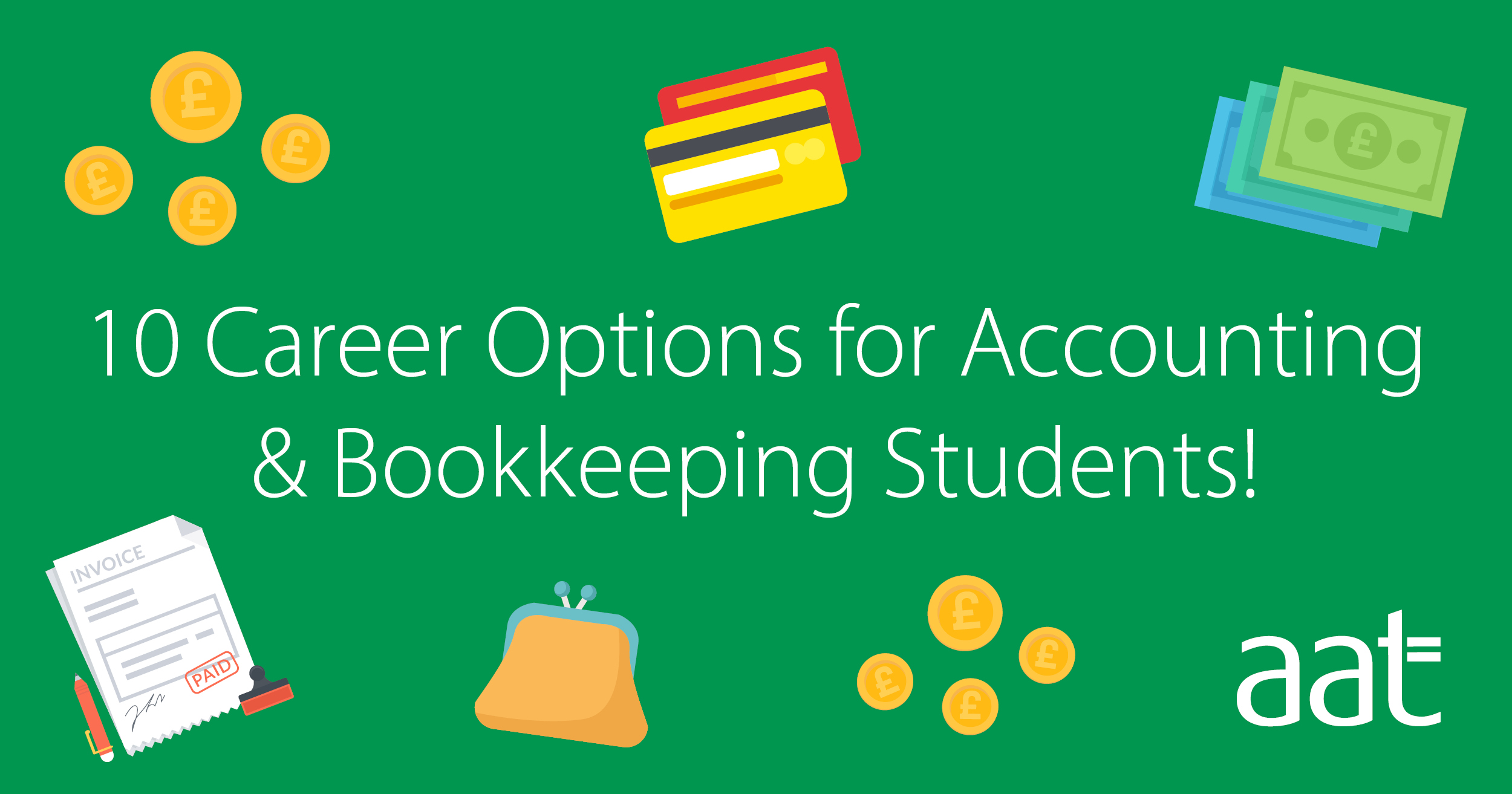 10 Career Options for Accounting and Bookkeeping Students