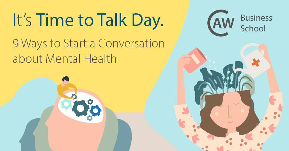 9 Ways to Start a Conversation about Mental Health