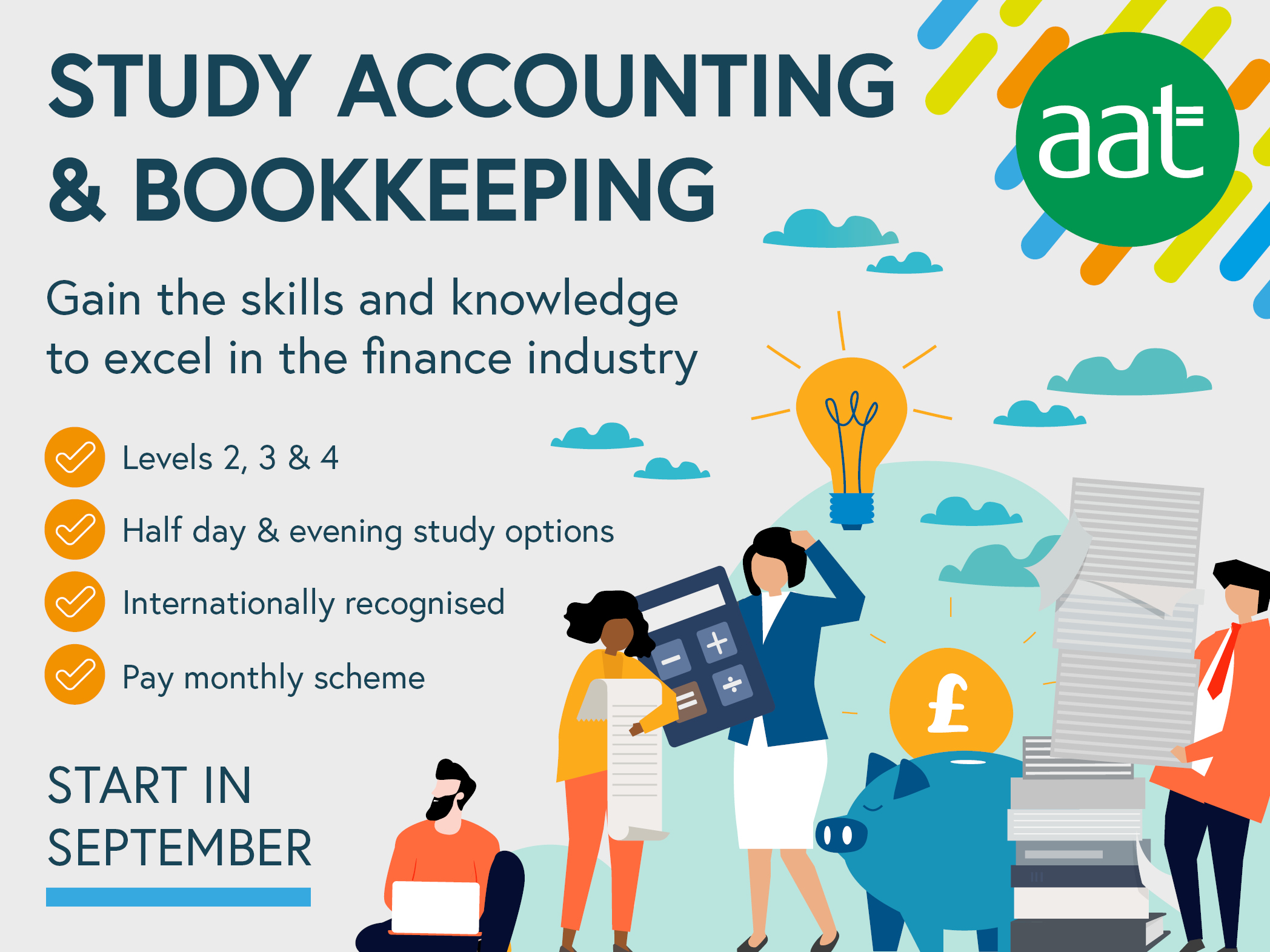 AAT Accounting and Bookkeeping Qualifications